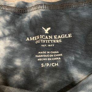 Tie Dye American Eagle T-Shirt